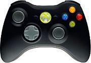 Microsoft Xbox 360 Controller wifi R NSF00002