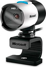 Microsoft Webcam Full HD 1920 x 1080 Pixel USB 2.0 Nero LifeCam Studio Q2F-00016