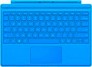 Microsoft Tastiera QWERTY per Tablet Surface Pro 3  4 Colore Blu - QC7-00050