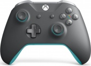 Microsoft WL3-00106 Gamepad PC,Xbox One Bluetooth Blu, Grigio