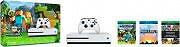 Microsoft ZQ9-00045 Console Xbox One S 500GB WiFi Bluetooth + Minecraft USB HDMI
