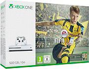 Microsoft Console Xbox One S 500 Gb LAN Wi-Fi + FIFA 17 Bianco - ZQ9-00054