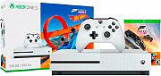Microsoft Xbox One S 500 Gb 4K Ultra HD+Forza Horizon 3+DLC Hot Wheels ZQ9-00209