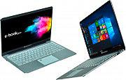 "MICROTECH EB14WIC32240W2 Notebook 14.1"" Intel N3450 Ram 6 Gb SSD+eMMC 272 Gb"