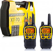 Midland Ricetrasmittenti Walkie Talkie 16 + 69 LPD 12 Km XT70 Adventure Edition