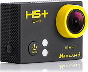 Midland C1208.02 Action Cam Wifi Videocamera 4K Ultra HD 12 Mpx 30 fps Wifi  H5 +