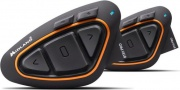 Midland C1230.09 Interfono moto Casco Bluetooth Full Duplex 2 pz  BTX1 Pro Twin
