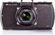 Midland C1284.01 Fotocamera Dash Cam GPS e Ventosa STREET GUARDIAN GPS PLUS