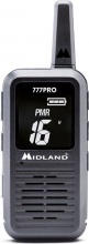 Midland C1365 Radio Ricetrasmittenti Batteria Litio 1000 mAh VOX  777 PRO