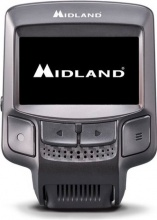 Midland C1409 Dash Cam Full HD 12 Mpx Visuale 130° Grandangolo  Street Guardian
