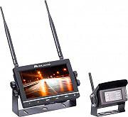 "Midland TRUCK GUARDIAN Videocamera Retrocamera Display 7"" per Camion"