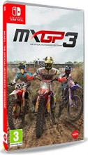 Milestone 1024335 Switch MXGP 3: The Official Motocross Videogame Gioco di corse