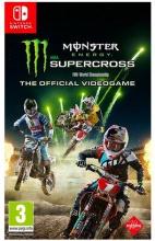 Milestone 1024997 Videogioco per Switch Monster Energy Supercross Sport 3+