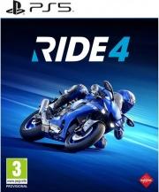 Milestone Ride 4 Basic Ita Playstation 5