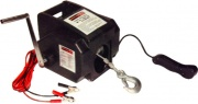 Mistral PH905 Argano Elettrico 12V Acciaio Cavo 9,5 mt Trazione max 900 kg