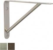 Mital RM 20 ANHST IND Reggimensola Reggi piani 192x240 mm in Nichel satinato