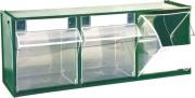 Mobilplastic MAD5.VE Cassetta Attrezzi Madia 5 C 3 600x210 h 242 Mobilpl