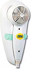 Moel 379 Phon Asciugacapelli da Parete a Muro 1250W Velocità aria 12 ms  Mistral