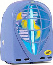 Moel 396A Lampada Zanzariera Elettrica ammazza zanzare aspirante Lampada UV-A