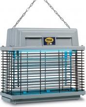 Moel MOE304 Zanzariera elettrica 1 lampada UV-A 15 W 35 Watt  Cri Cri 304