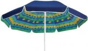 Moia B920 Ombrellone da Giardino 2 mt telo Policotone colori Assortiti -  Elba