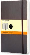 Moleskine QP611 Taccuino Pocket a Righe Con Copertina Morbida