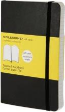 Moleskine QP612 Taccuino Pocket Morbido Quadretti