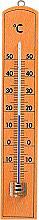 Moller Therm 101015 Termometro per esterno in legno dimensioni 20x3.6 cm