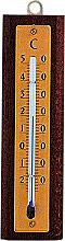 Moller Therm 101119 Termometro per esterno in legno dimensioni 12x3 cm