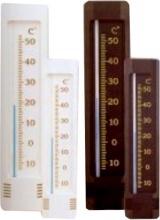 Moller 101800 Termometro Plastica Lux Bianco