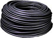 Mondini cavi Cavo Elettrico Prolunga Multipolare 2x1 colore Nero 10 mt H05VV-F
