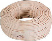 Mondini cavi Cavo Elettrico Prolunga Multipolare 2x1 colore Bianco 10 mt H05VV-F