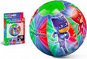Mondo Gioco 16 687 Pallone Gonfiabile PVC diametro 25 cm Gioco bambini Pj Mask