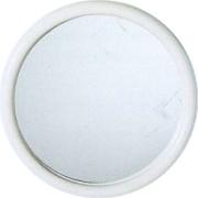 Mosaico 2021 Specchio Bagno Rotondo Diametro 38 cm Cornice bianca