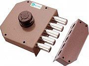 Mottura Serratura Porta Blindata cilindro a Pompa Entrata 63 mm Dx 30601 DX