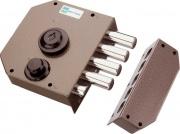 Mottura Serratura Porta Blindata cilindro a Pompa ø34mm Entrata 63mm Sx 30610 SX