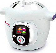 Moulinex CE706121 Multicooker Pentola elettrica 6 Litri 1200W Timer  Cookeo IT