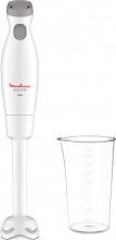 Moulinex DD45A1 Frullatore ad Immersione Minipimer 450W + Bicchiere  Easychef