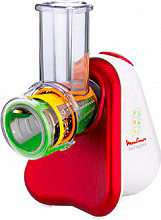 Moulinex DJ753510 Tritatutto 3 in 1 200W Grattugia Affetta Gratta  Fresh Express