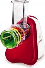 Moulinex DJ755G Tritatutto Cucina 150W 5 accessori Rosso FRESH EXPRESS +  RED