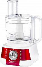 Moulinex Robot Cucina Capacità 3 Lt. 750 W  FP520G Masterchef 5000