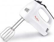 Moulinex HM3101 Sbattitore Elettrico Mixer Potenza 300 Watt 5 Velocità + Turbo