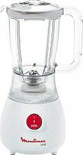 Moulinex Frullatore Bicchiere Capacità 1.25 Litri potenza 350 W LM2201