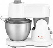 Moulinex Robot Cucina Capacità 3.5 Lt. 700 W Bianco QA2051 Masterchef Compact
