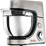 Moulinex Robot da cucina Impastatrice Planetaria 900W Masterchef Gourmet+ QA600H