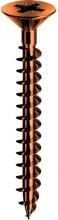 Mustad BLGHU1482 Viti a Legno Bronzate Tp 3,5x35 Pezzi 30 Scatole 5