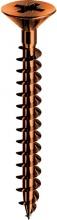 Mustad PVACZP400250BZC Viti Panel Bronzate Tp 4 x25 Centinaia 5