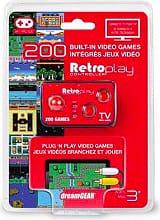 My Arcade RETROPLAY CONTROLLER Console con Gioco colore RossoNero