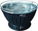 My Sahara 2008414 Barbecue Portatile Elettrico da Tavolo BBQ ø 34 cm Nero MS34 TB