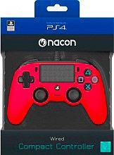 NACON Controller Playstation 4 colore Rosso